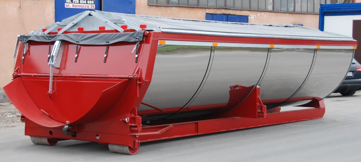 Thermo Asphalt Container